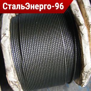 Канат одинарной свивки типа ТК ГОСТ 3064-80