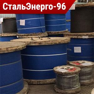 Канат двойной свивки типа ЛК-О ГОСТ 3083-80