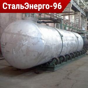 Резервуары алюминиевые и емкости